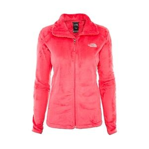 The North Face Pink Osito 2 Fleece Jacket